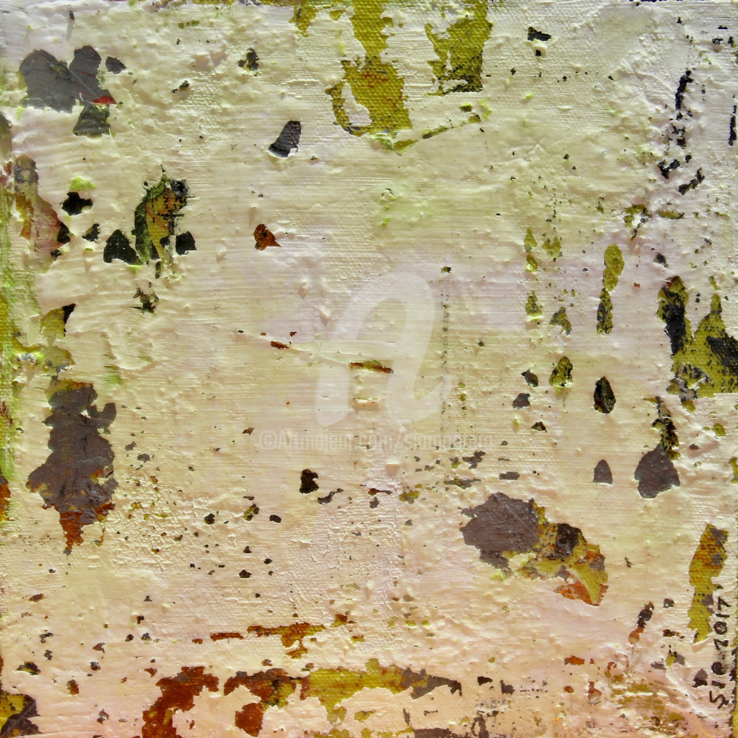 Sio Montera - Traces of Human Expression IV