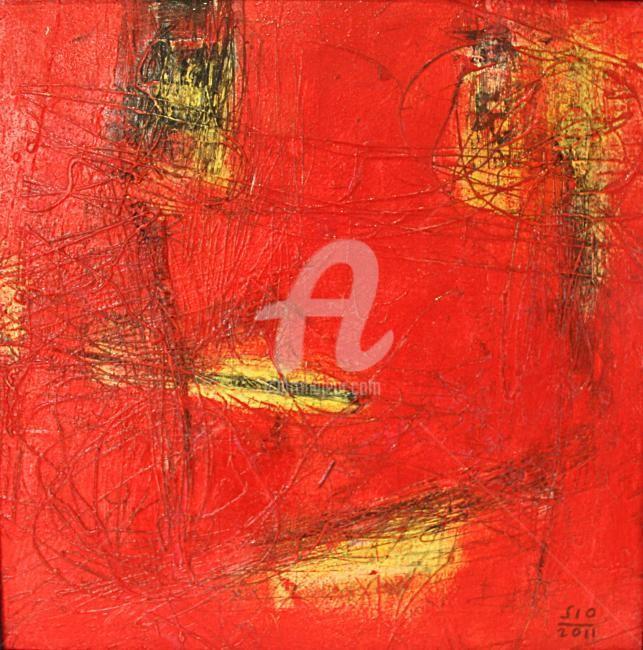 Sio Montera - Red Square I