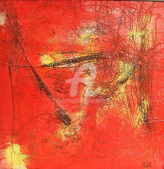 Sio Montera - Red Square II
