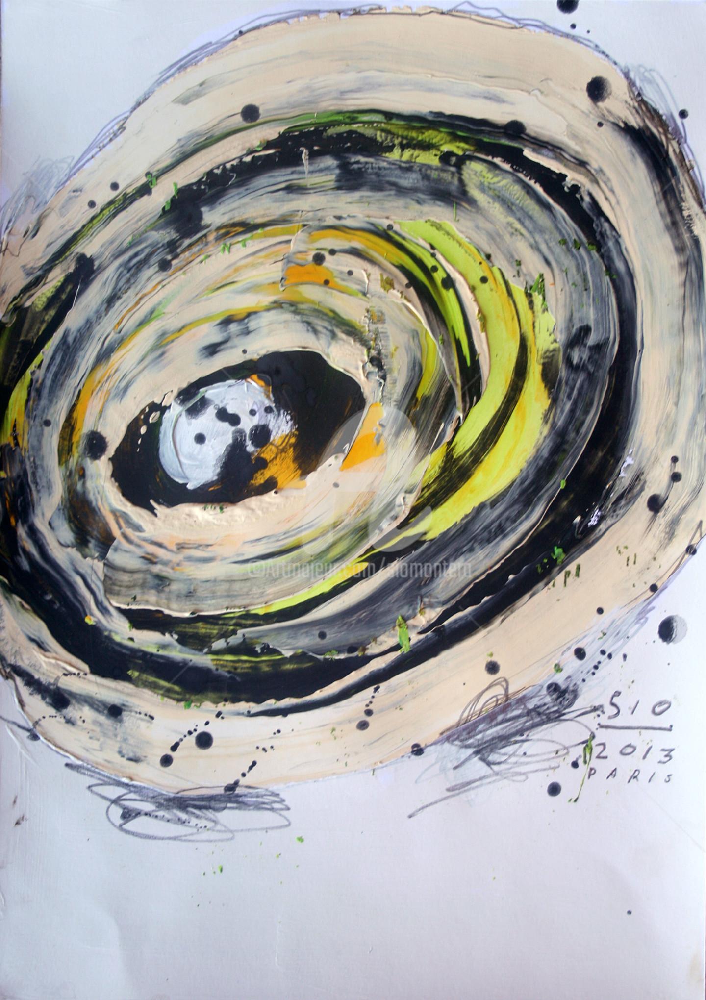 Sio Montera - Impression de Paris #12